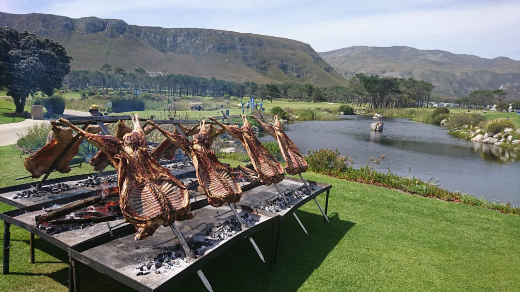 perfect spit braai catering